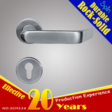 Professional production of en1906 German standard stainless steel door lock door handle set