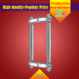 304 stainless steel solid glass pull handle supplied by Chinese factory to Southeast Asia