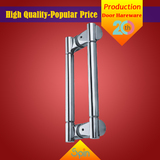 2020 new stainless steel rod + precision casting stainless steel door handle picture