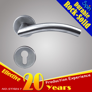 Popular styles in the Middle East,  stainless steel door handle styles produced in Chinese factories