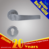 High Quality moderm Design SUS304 stainless steel solid casting lever door handle