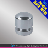 Stainless steel furniture solid knob handle Made in Chinese factory cheap price04