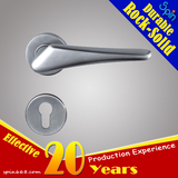 Stainless steel solid cast lever door handle for interior doors room lock/Hardware Moderm wood door