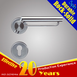 Stainless steel door handles made by Chinese door handle suppliers of the top ten brands in Germany