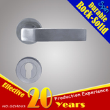 Direct supply engineering decoration units 304stainless steel solid cast lever door handle
