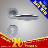Rough hardware Anti-theft door locks Series SUS304 stainless steel solid casting lever door handle