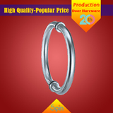 Cheap and high quality glass stainless steel pull handle