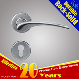 European engineering favorite stainless steel solid cast door handle  for interior doors