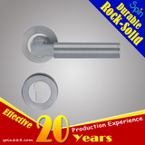 2020 new door handle lock set finish with mirror PVD