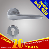security lock accessories of 304stainless steel  lever door handle for interior doors room locks