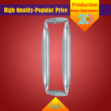 304 stainless steel solid glass pull handle supplied by Chinese factory to Vietnam