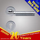 Door ironmongery European Anti-theft locks Series SUS304 stainless steel solid casting lever door ha