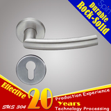 Hot sales in the Middle East stainless steel lever door handles purchased monthly 20,000 sets