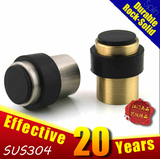 High Quality SUS304stainless steel non-Magnetic door stopper holder for Hardware to door