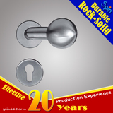 Door ironmongery European Fission dor locks Series SUS304 stainless steel solid casting lever door