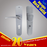 Chinese multifunctional stainless steel protective door lock for easy installation and adjustment