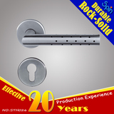 Chinese supplier manufacturer of Italian art stainless steel door lever handles