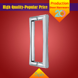 304 stainless steel solid glass pull handle supplied by Chinese factory to America